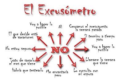 excusometro